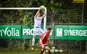 Match amical FCN / Les Herbiers : 2 / 4
