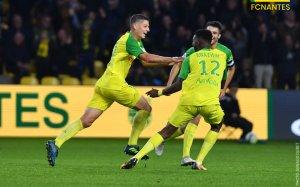 FCN / Caen : 1 / 0