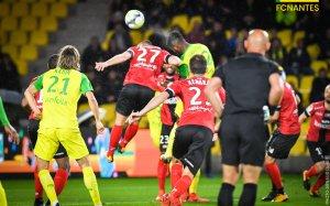 FCN / Guingamp : 2 / 1