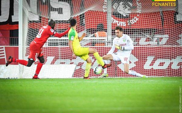 Dijon / FCN : 1 / 0
