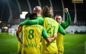 Amiens / FCN : 0 / 1 [ Der' de l'année 2017 ]