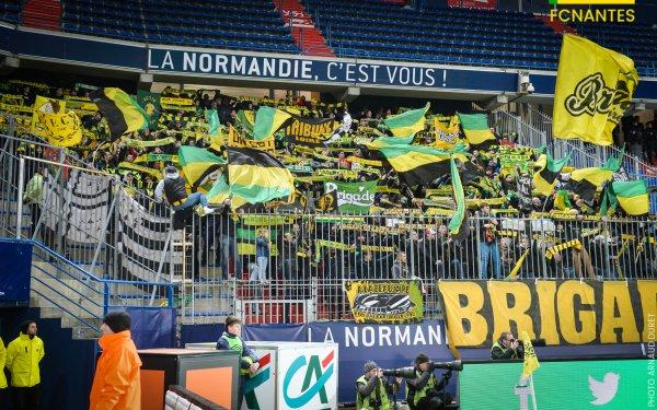 Caen / FCN : 3 / 2