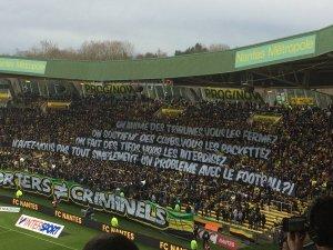 FCN / Lille : 2 / 2
