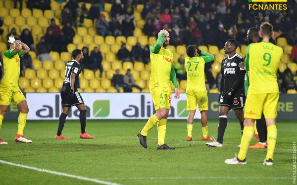 FCN / Amiens : 0 / 1