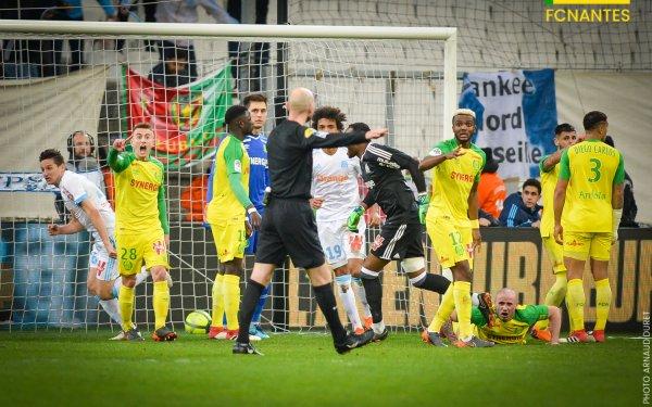 Marseille / FCN : 1 / 1