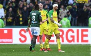 FCN / Saint Etienne : 0 / 3