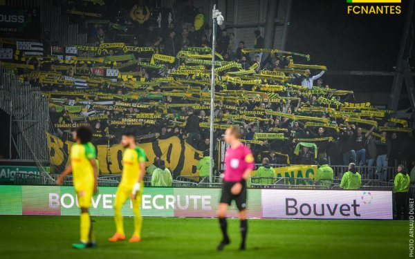 Angers / FCN : 0 / 2