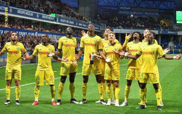 Montpellier / FCN : 1 / 1