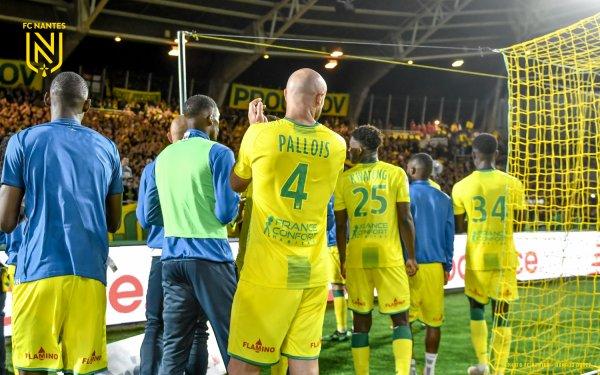 FCN / Strasbourg - Dernier match de la saison 2018/2019 : 0 / 1