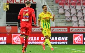 Dijon / FCN : 0 / 4