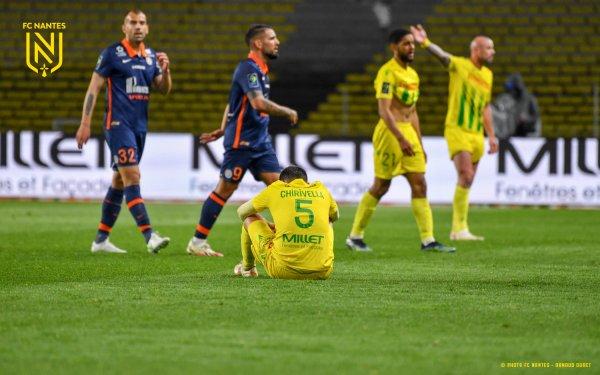 FCN / Montpellier : 1 / 2