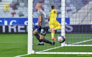 Toulouse / FCN (match de barrages aller) : 2 / 1