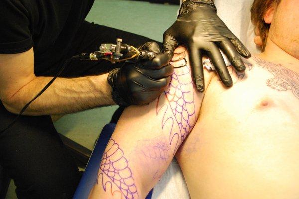 l'avent, penden et l'apré tatou