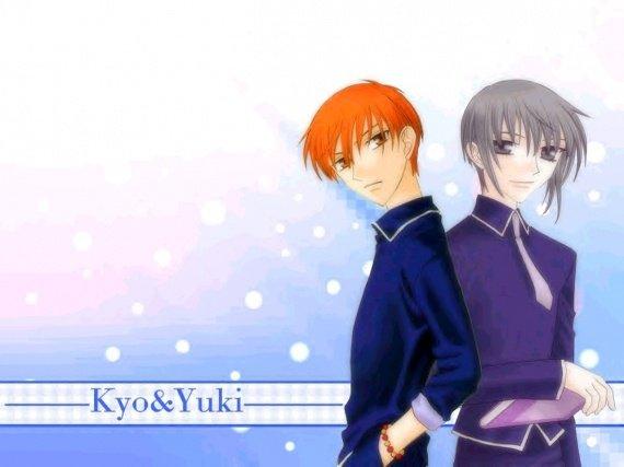 CHAPITRE ONZE Kyô/Yuki
