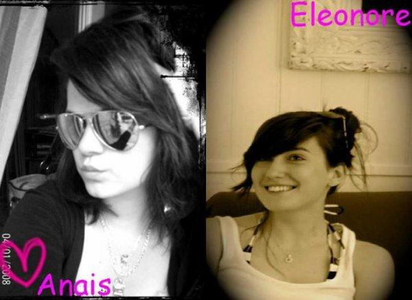 Anais VS Eleonore? (deux belle ados)
