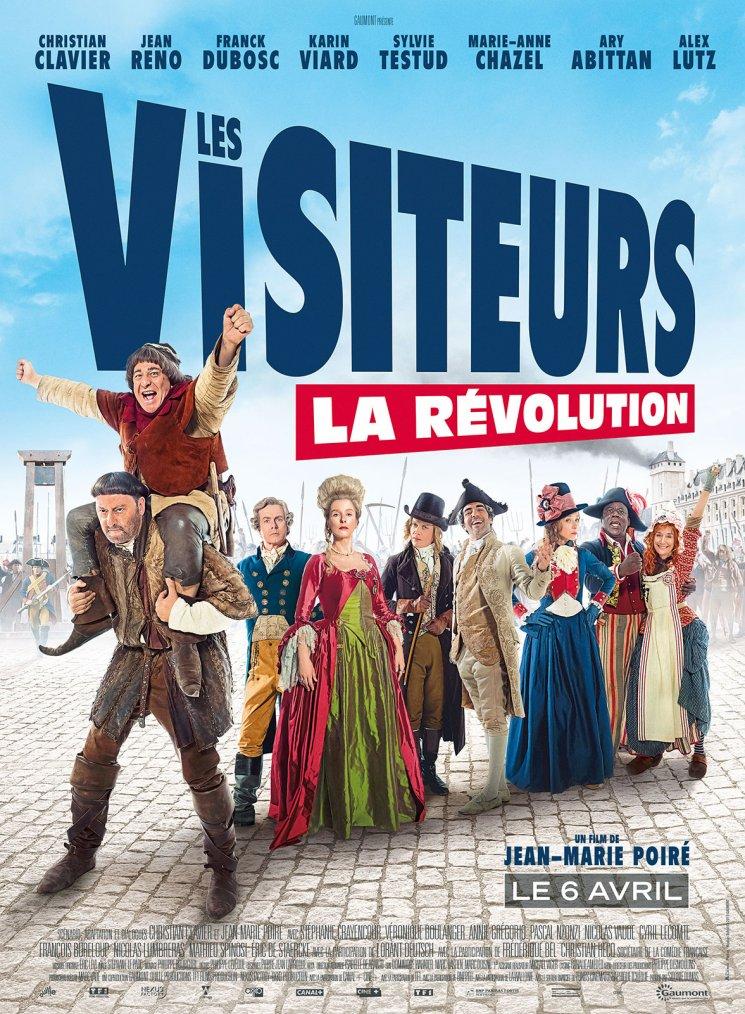 Les Visiteurs – La Révolution Streaming vf