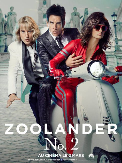 Zoolander 2 Streaming vostfr