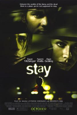 sortie d'un nouveau film : STAY