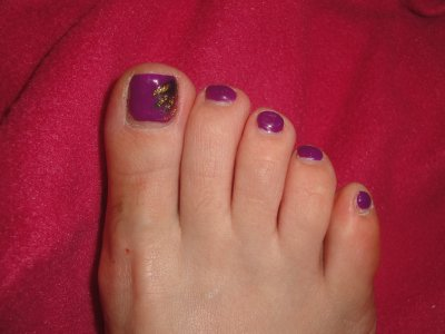 Blog de jewelsnails blog de jewelsnails - Ongle gel pied ...