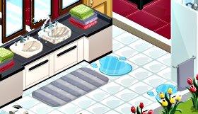 Supprimer les flaques d'eau