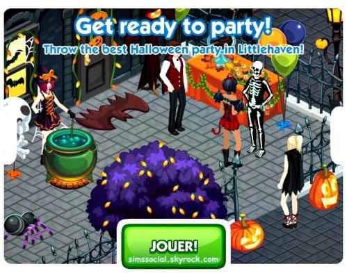 """Nouvelle Quête """" Vive Halloween"""" !"""