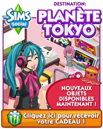 Destination Cadeaux  Tokyo !