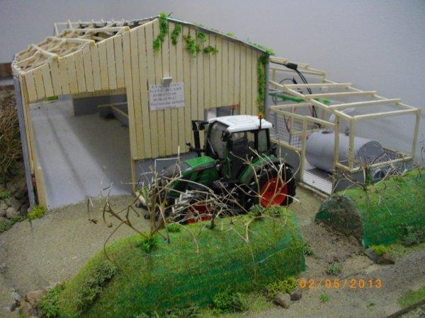Mon diorama