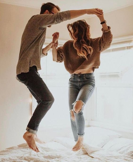 Je veux être une personne heureuse .. !!