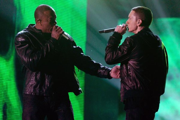 Dr. Dre - Die Hard (Feat. Eminem)