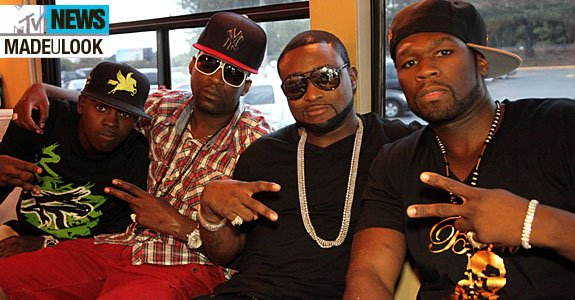 50 Cent Signe Kidd Kidd Sur G-Unit Records