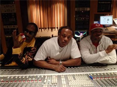 La Collaboration Game & Dr. Dre Sera Avec Snoop Dogg & Sly