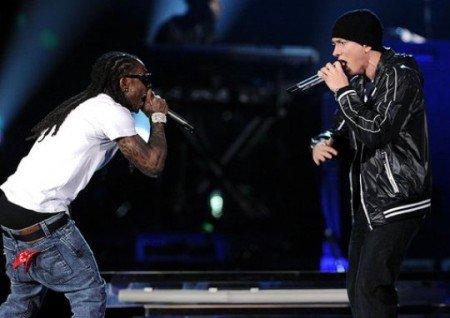 Eminem Serait Peut Etre Finalement Sur Tha Carter IV De Lil Wayne