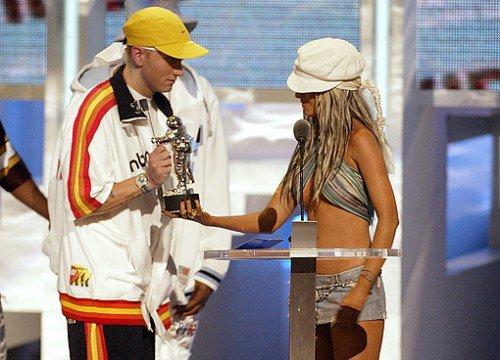 Christina Aguilera & Eminem En Duo ??