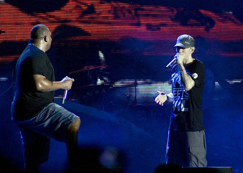 Eminem - 2 Nouveaux Concert En Australie