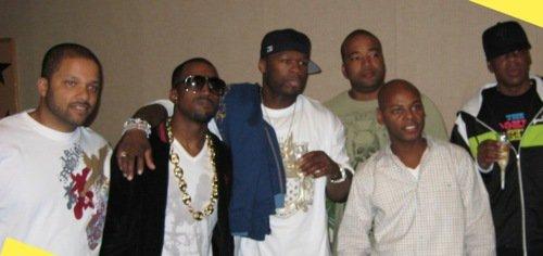 50 Cent & Kanye West Ont Collaboré ?