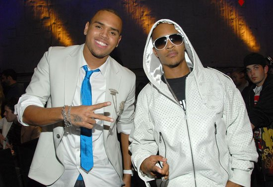 Chris Brown - Turn Up The Music (Feat. T.I.) (REMIX)