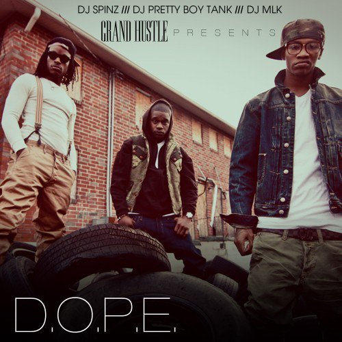 D.O.P.E & T.I. - Block Blazer (Feat. T.I.) (NOUVEAU SON)