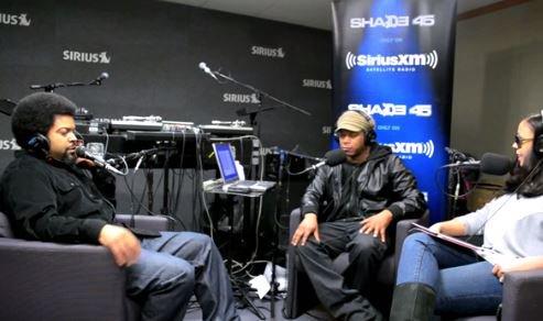 """Ice Cube - """"Dre Ne Sort Pas Detox A Cause Des Beats"""""""