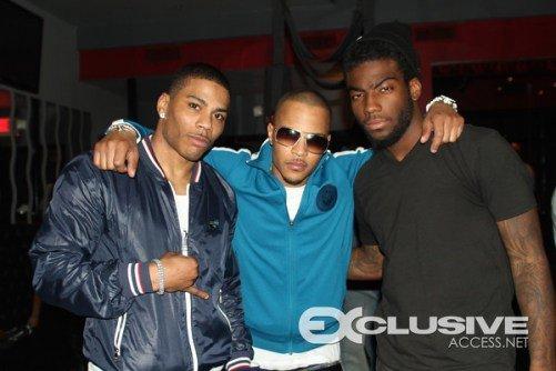 """T.I Et Nelly Sur Le Tournage Du Clip """"This Time Of Night"""" (PHOTOS)"""