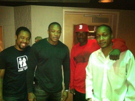 DJ Quick Trouve Des Escuses Bidon Pour Dr. Dre !