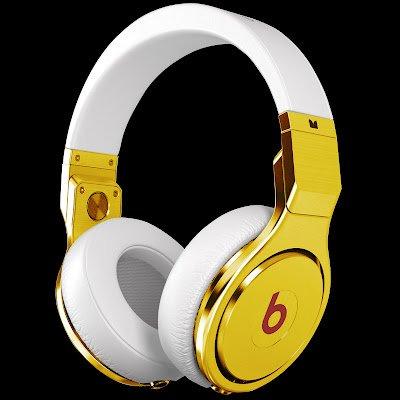 Nouveau Beats By Dr. Dre En Or !
