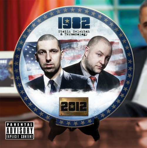 1982 (Statik Selektah & Termanology) - Make It Out Alive (Feat. Freedie Gibbs & Crooked I) (NOUVEAU SON)