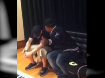 Obie Trice & Eminem En Studio