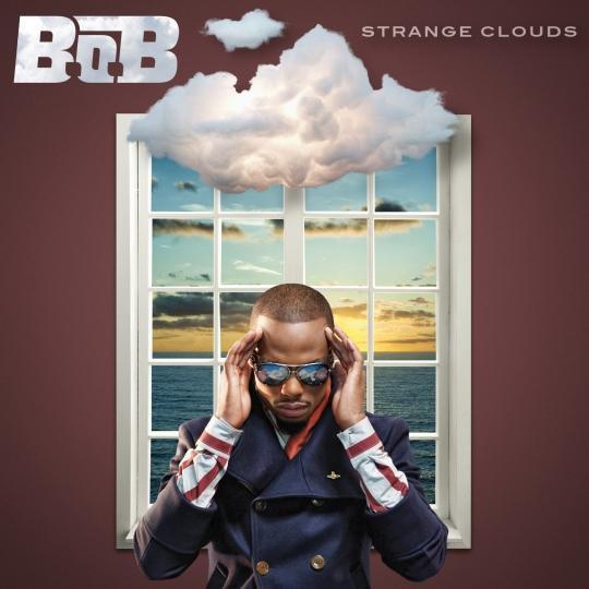B.o.B. - Strange Clouds (BONUS TRACK)