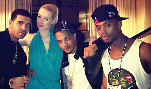 Iggy Azalea - Million Dollar Misfits (Feat. T.I. & B.o.B.) (NOUVEAU SON)