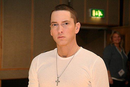Nouvelle Interview D'Eminem Samedi !