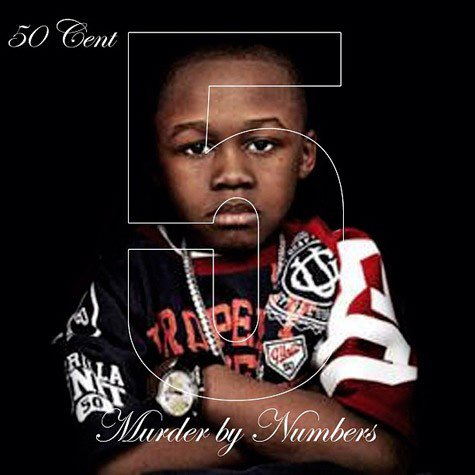 50 Cent - Five (Murder by Numbers) (NOUVELLE COVER)