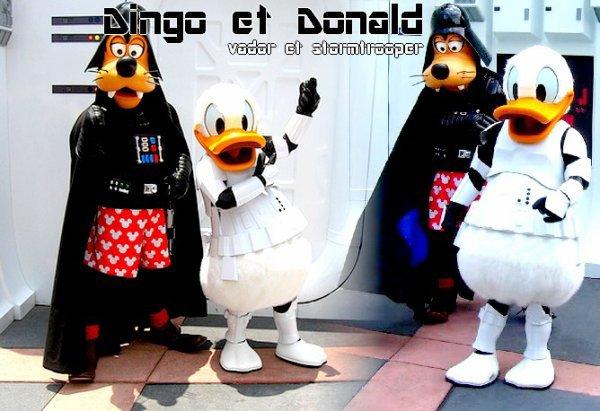 Donald et dingo attraction disney - Donald et dingo ...