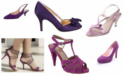 Chaussures violettes VlHYd8