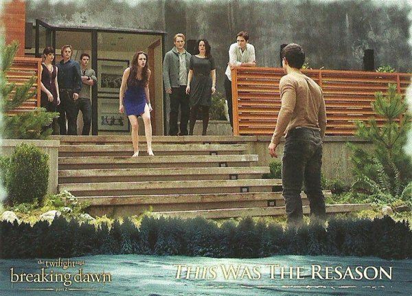 Des nouvelle photos de Breaking Dawn part 2